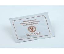 Best Care Verfrissingsdoekje Best Care