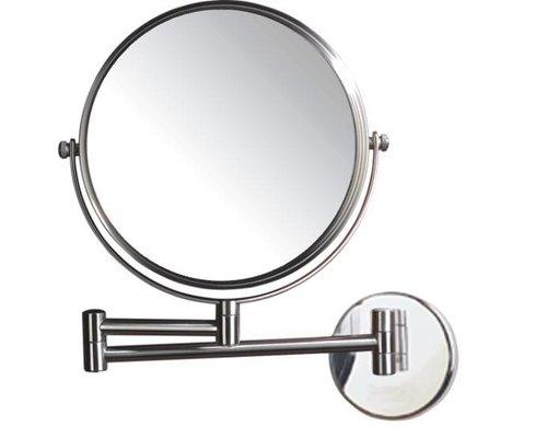 M&T Badkamer spiegel dubbelzijdig en vergrotend 20 cm