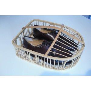 M&T Shoebasket wicker
