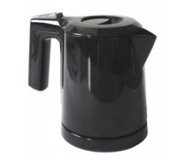 Water kettle black 0.5L
