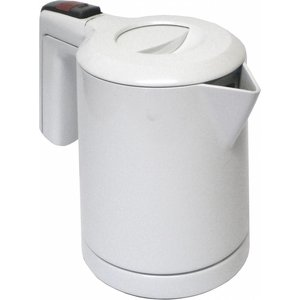 M & T  Water kettle white 0,5 L