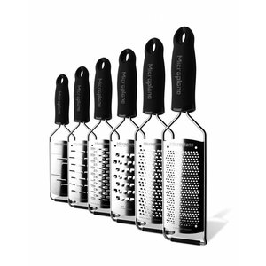 MICROPLANE  Grater set of 6 pieces
