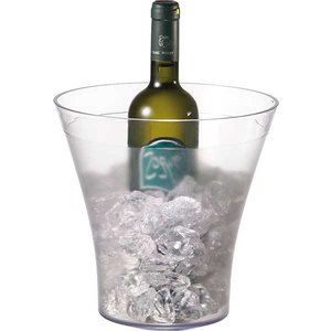 M & T  Wine and champagne cooler plastic