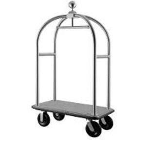 """M&T Luggage trolley """" Bird Cage"""""""