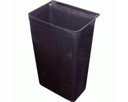 M & T  Afvalbak voor serveerwagen