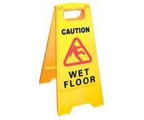 M&T Waarschuwingsbord Wet Floor