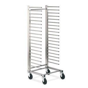 M&T Trolley for 20 trays 60x40cm