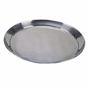 M&T Round tray 40.5 cm stainless steel