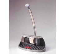 Heute Shoe shine machine with 3 brushes