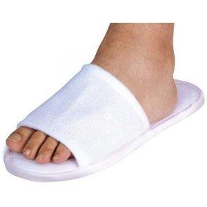 M&T Slippers open teen doos met 100 paar