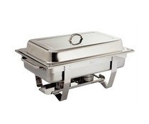 M&T Chafing dish with 2 burners