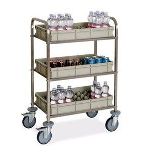 M&T Mini bar restocking trolley