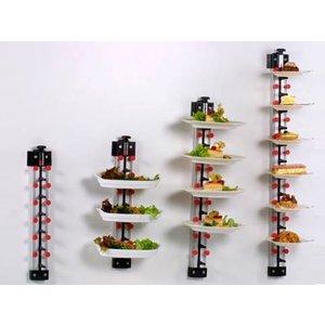 Plate Mate Bordenrek wandmodel voor 18 borden