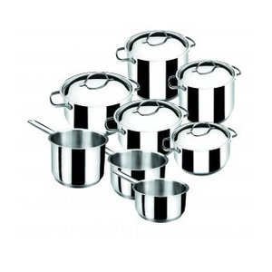 M&T Cooking pots & pans set of 10 pieces