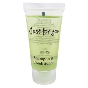 M&T Tube shampoo & conditionner Just for you 20 ml doos 100 stuks