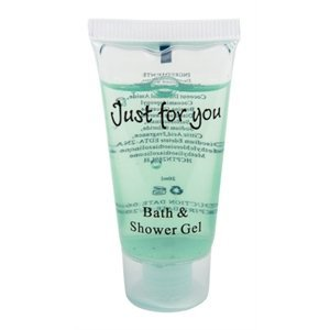 M&T Tube gel bain douche Just for you 20 ml boite 100 pièces