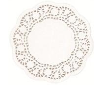 Onderzetter papier 10 cm