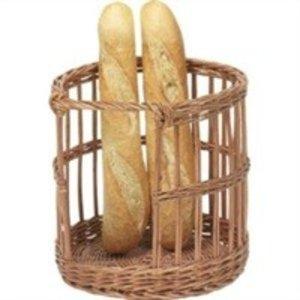 M&T French baguette basket wicker