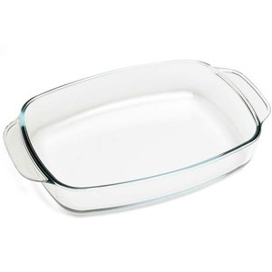 M & T  Rectangular casserole without lid 2,3 lit