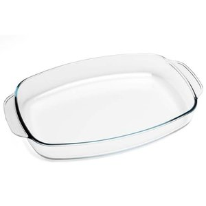 M & T  Rectangular casserole without lid 3,60 lit