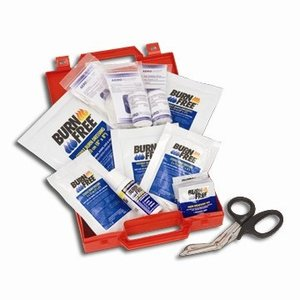 M&T First Aid Burns kit small