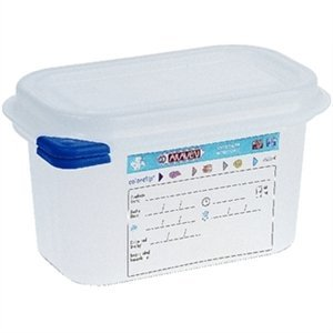 ARAVEN  Food Container GN 1/9 100mm