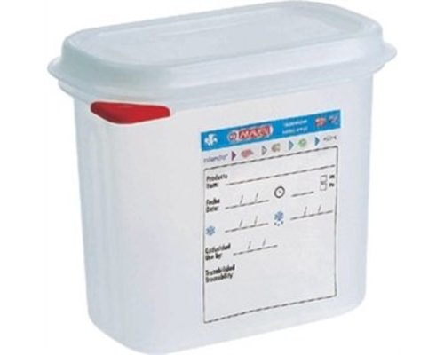 ARAVEN  Food Container GN 1/9 150mm