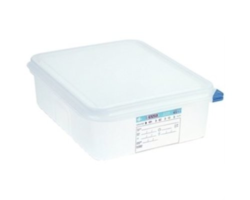 ARAVEN  Food Container GN 1/2 100mm