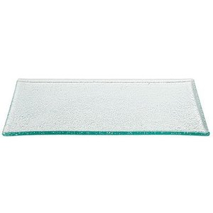 M&T Rectangular plate glass 30x19cm