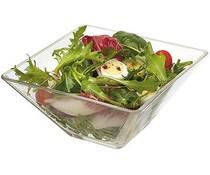 M&T Square glass bowl 14x14cm