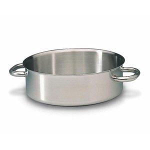 BOURGEAT  Pot low 28cm