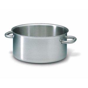 BOURGEAT  Kookpot middelhoog 28cm