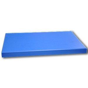 M&T Snijplank blauw 45x30x1,2cm