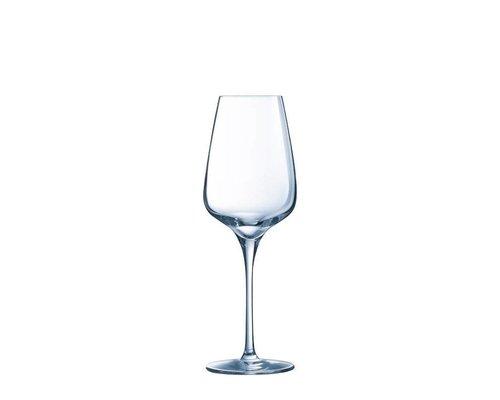 CHEF & SOMMELIER  Wijnglas op voet Sublym 25 cl