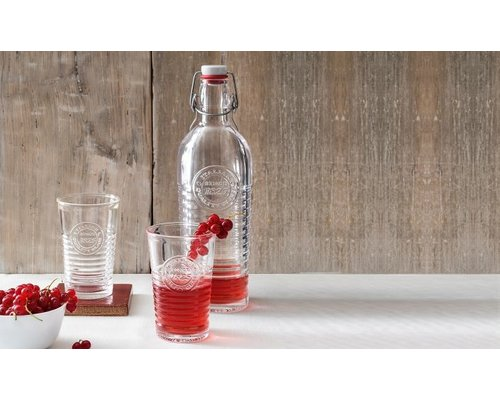 BORMIOLI ROCCO  Beugelfles Officina 1,2 liter