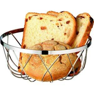 M&T Breadbasket chromed 23 cm