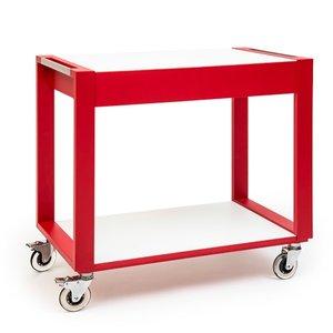 ZEPé Serveerwagen rood