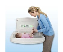 M&T Baby Changing Station horizontal model