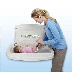 M&T Babyverschoningstafel horizontaal model
