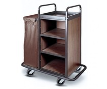 M&T Chambermaid trolley with 1 bag