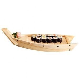 M&T Buffet boat wood