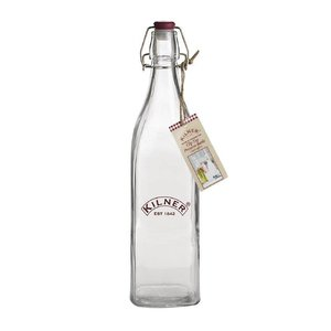 KILNER  Swing top preserve bottle 1 liter