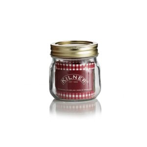 KILNER  Screw top preserve jar 0,25 liter