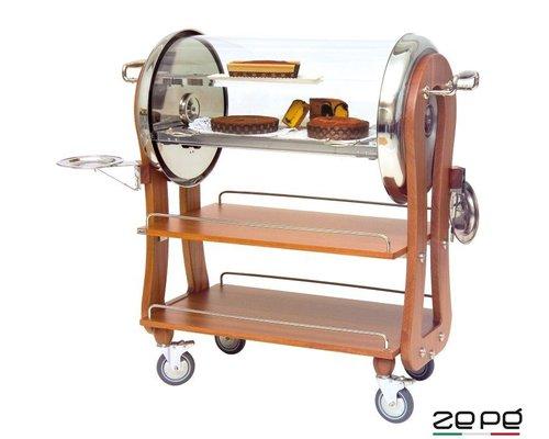 ZEPé Dessert wagen roll top