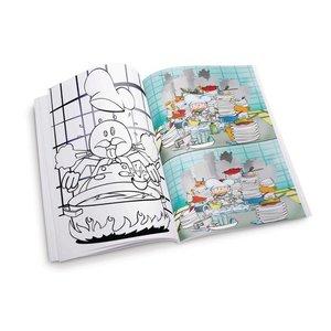 M&T Livre de coloriage pour enfants Chefs