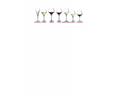 CHEF & SOMMELIER  Wijnglas 32 cl Pro Tasting Open Up
