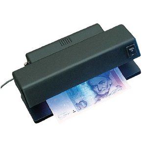 M&T UV counterfeit money detector