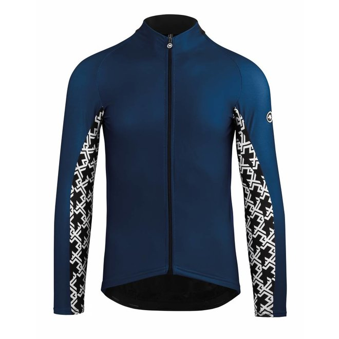 Mille GT Spring Fall LS Jersey Blauw
