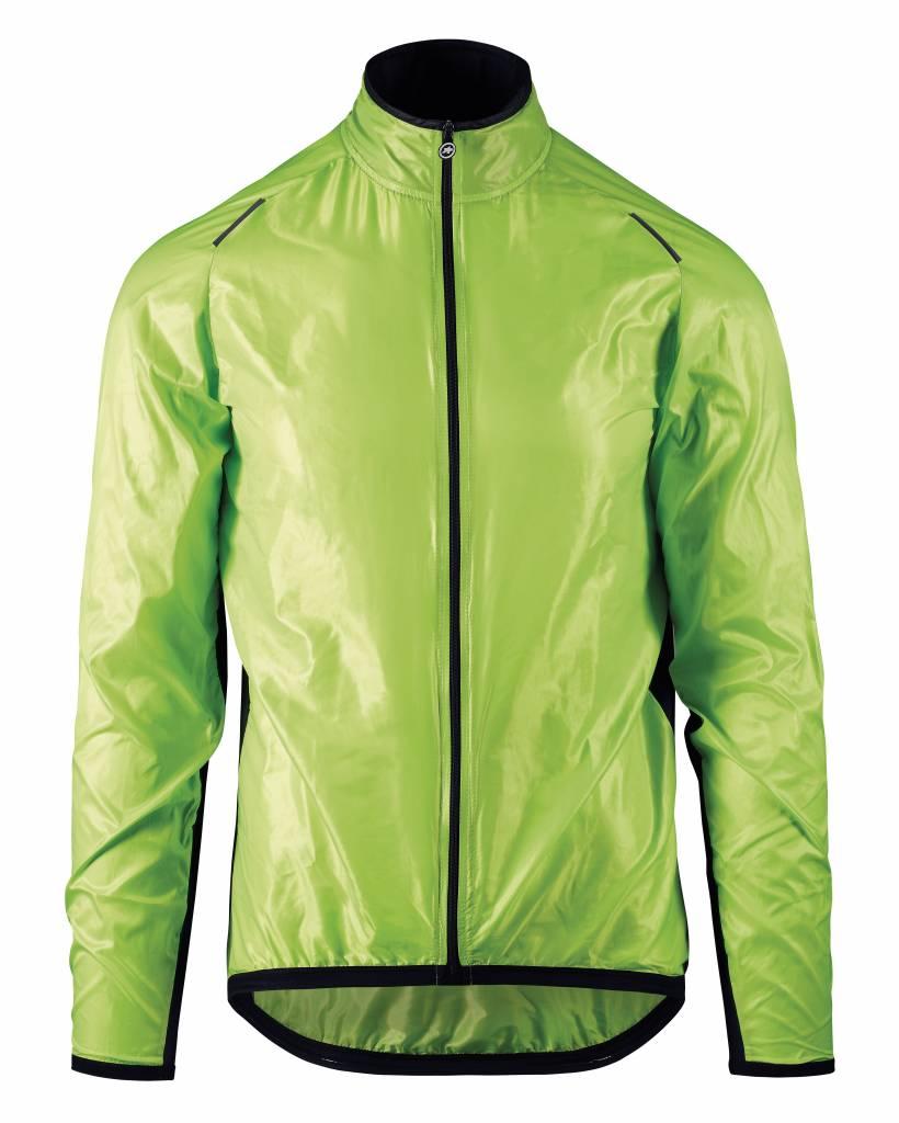 Assos Assos Mille GT Wind Jacket regenjas Groen