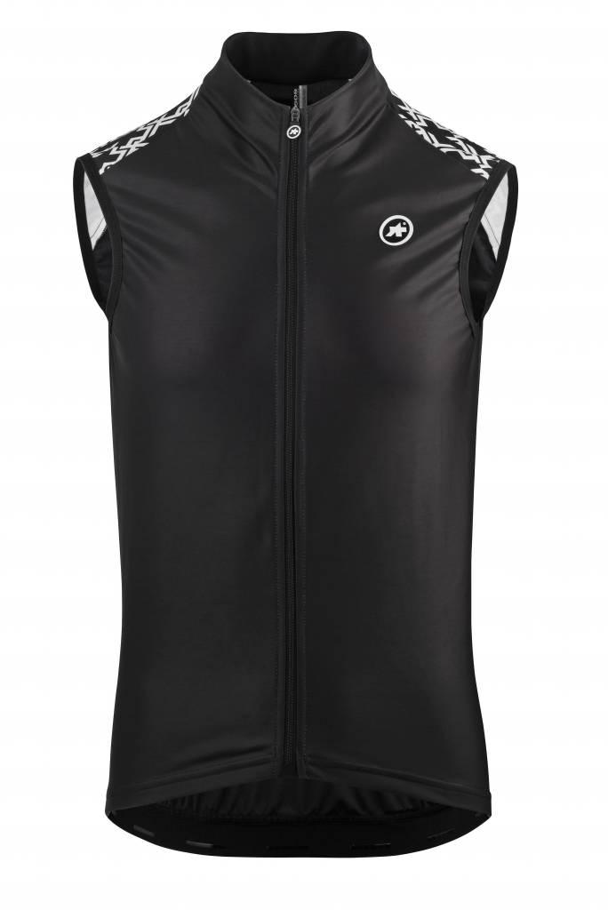 Assos Assos Mille GT spring fall vest body Zwart